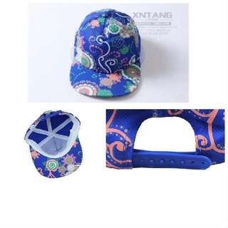 Colour Flora Hip Pop SnapBack Hat & Cap