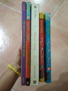 Preloved Enid blyton Malory towers and others@ $2 each