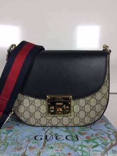 ramadhan sale! gucci half moon mirror replica bag