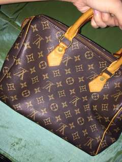 Louis Vuitton Speedy 30 Bag