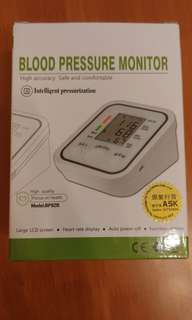 ASK Blood pressure monitor
