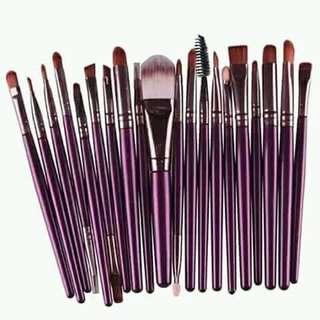 20 pcs Brush Set