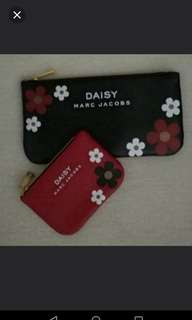 BN Daisy By Marc Jacobs Pouch Set