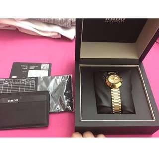 Rado Diastar Gold for ladies