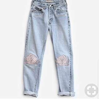 Jeans P&B