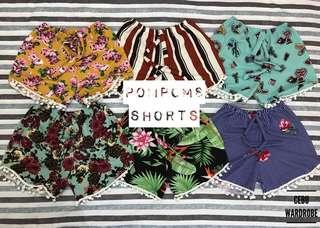 Pompoms Shorts