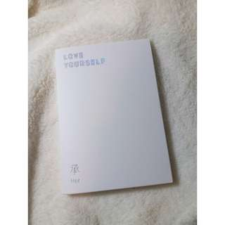 LOVE YOURSELF <承Her> O ver 淨專