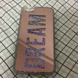 Glitter Case for Iphone 6+
