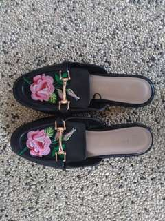 Limited Edition Floral Flats