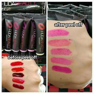 Hyda peel off lipstick (inspired)