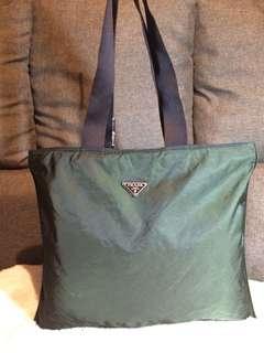 Authentic Prada Large Tote Bag