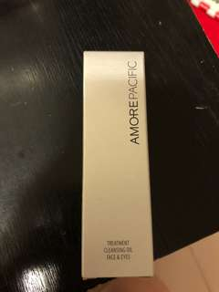 Amorepacific treatment cleansing oil ( face& eyes) 30ml