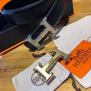 Hermes Belt (2 heads)