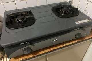 TGC 煤氣煮食爐