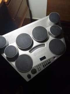 Yamaha DD-65 electronic drum pads/kit