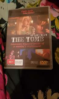 The Tomb DVD