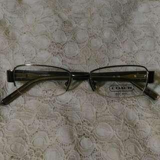 Coach Cheyenne (1028) Tan 49-16-135 Rx Eyeglasses Frame