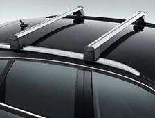 AUDI Q5 Roof Rack Carrier Bars 原廠未開
