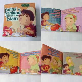 Islamic softbook for babies &kids