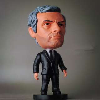 Jose Mourinho Manchester United football manager kodoto soccerwe figurine toy