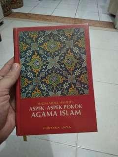 Aspek-aspek Pokok Agama Islam
