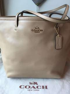 Coach Bag (Used once)