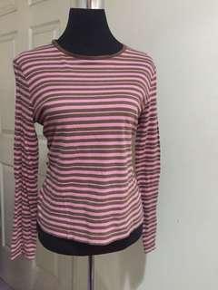 💥Bossini Ladies Stripes Top