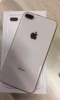 Iphone 8 plus 256gb (beli di IBOX)