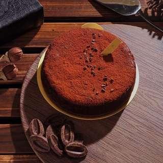 🔥代購新竹6寸BonBon Sweet古典巧克力蛋糕