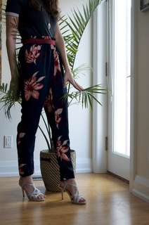 Floral Pants from Vero Moda