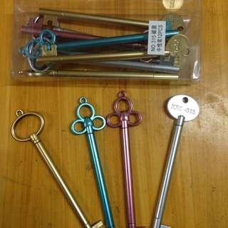 keys pen