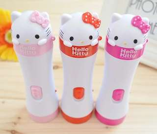 [PO] Hello Kitty Rechargeable Torch Light