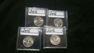 美金硬幣系列(靚品相)$5一個