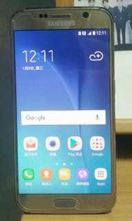 🚚 93%新 Samsung Galaxy S6 金色