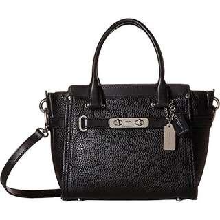 Coach swagger 21 handbag