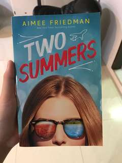 Two Summers - Aimee Friedman