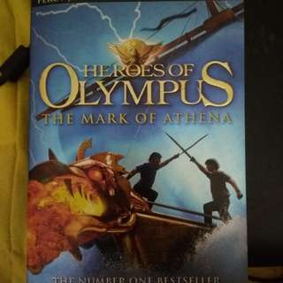 Percy Jackson Heros of Olympus The Mark of Athena