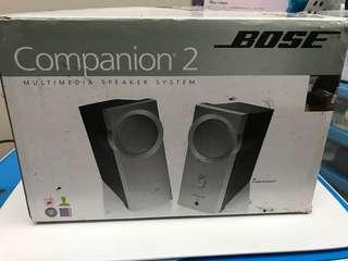 Bose Multimedia Speaker