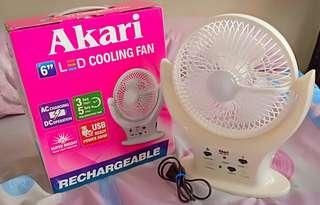 Rechargable Fan