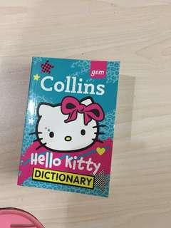 Brand new Children english dictionary