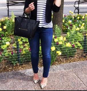 Celine lugguage micro bag