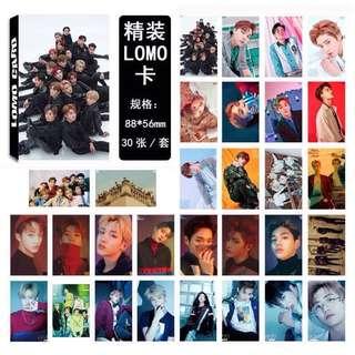 NCT U 127 Dream lomo card