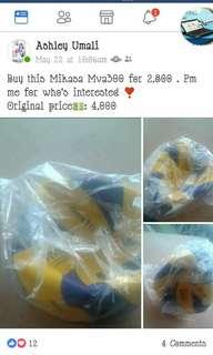 Authentic Mikasa Mva300