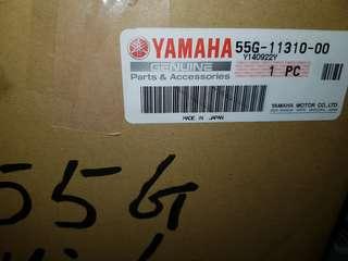 WTS BRAND NEW YAMAHA RXZ CYCLINDER BLOCK 55G Y3 model.