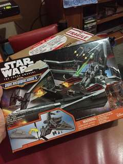 Star Wars TFA Micromachines First Order Star Destroyer