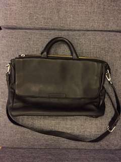 Marc Jacobs Leather Briefcase