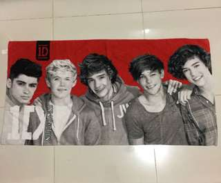 One Direction Towel