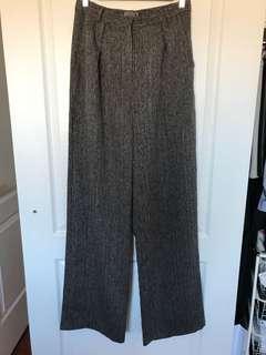 Grey Wide Pants - Sheike Courtney Pants