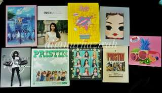 WTS ALBUM GIRLGROUP
