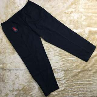 bottom - formal black pants